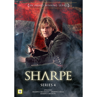 Produktbilde for Sharpe - Sesong 4 (DVD)