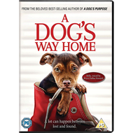 A Dog's Way Home (UK-import) (DVD)
