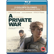 Produktbilde for A Private War (UK-import) (BLU-RAY)