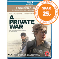 A Private War (UK-import) (BLU-RAY)