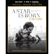Produktbilde for A Star Is Born (2018) - Encore Edition (UK-import) (Blu-ray + DVD)