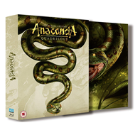 Produktbilde for Anaconda 1-4 (UK-import) (BLU-RAY)