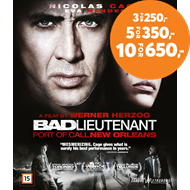 Produktbilde for Bad Lieutenant: Port Of Call - New Orleans (BLU-RAY)