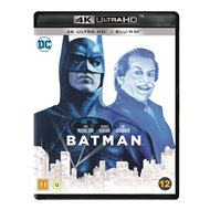 Produktbilde for Batman (4K Ultra HD + Blu-ray)