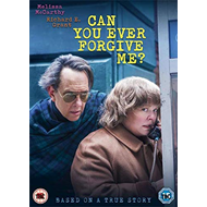 Produktbilde for Can You Ever Forgive Me? (UK-import) (DVD)
