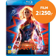Produktbilde for Captain Marvel (BLU-RAY)