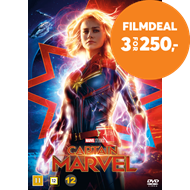 Produktbilde for Captain Marvel (DVD)