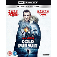 Produktbilde for Cold Pursuit (UK-import) (4K Ultra HD + Blu-ray)