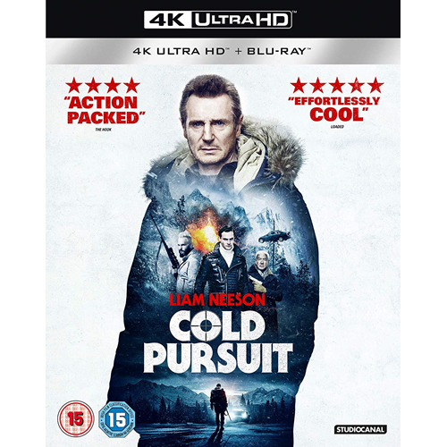 Cold Pursuit (UK-import) (4K Ultra HD + Blu-ray)