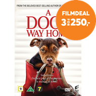 Produktbilde for A Dog's Way Home (DVD)