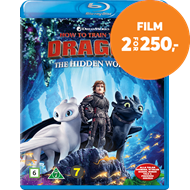 Dragetreneren 3 (BLU-RAY)