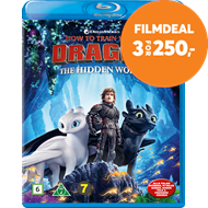 Produktbilde for Dragetreneren 3 (BLU-RAY)