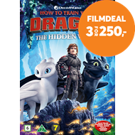 Produktbilde for Dragetreneren 3 (DVD)