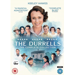 The Durrells / Familien Durrells Greske Eventyr - Sesong 1-4: The Complete Series (UK-import) (DVD)