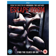 Produktbilde for Escape Room (UK-import) (BLU-RAY)