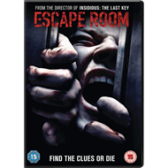 Produktbilde for Escape Room (UK-import) (DVD)