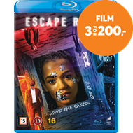 Produktbilde for Escape Room (BLU-RAY)