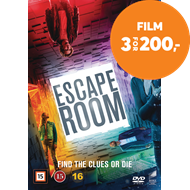 Produktbilde for Escape Room (DVD)