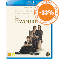 Produktbilde for The Favourite (BLU-RAY)