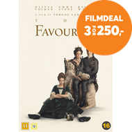 Produktbilde for The Favourite (DVD)