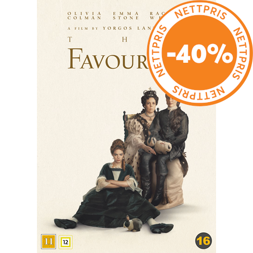The Favourite (DVD)