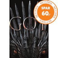 Game Of Thrones - Sesong 8 - PK Eksklusiv Utgave (BLU-RAY)
