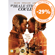 Produktbilde for If Beale Street Could Talk (DVD)