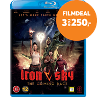 Produktbilde for Iron Sky: The Coming Race (BLU-RAY)