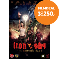 Produktbilde for Iron Sky: The Coming Race (DVD)