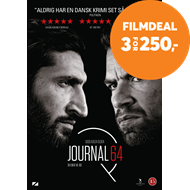 Produktbilde for Journal 64 (DVD)