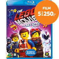 Produktbilde for Legofilmen 2 (BLU-RAY)