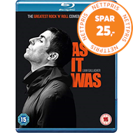 Liam Gallagher: As It Was (UK-import) (BLU-RAY)