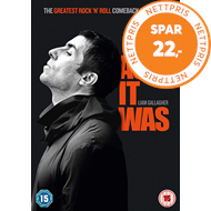 Liam Gallagher: As It Was (UK-import) (DVD)