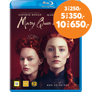 Produktbilde for Mary Queen Of Scots (BLU-RAY)
