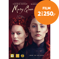 Produktbilde for Mary Queen Of Scots (DVD)