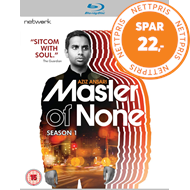 Master Of None - Sesong 1 (UK-import) (BLU-RAY)