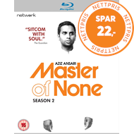 Master Of None - Sesong 2 (UK-import) (BLU-RAY)