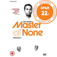 Master Of None - Sesong 2 (UK-import) (DVD)