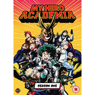 Produktbilde for My Hero Academia - Sesong 1 (UK-import) (DVD)