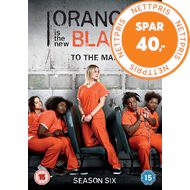 Produktbilde for Orange Is The New Black - Sesong 6 (UK-import) (DVD)