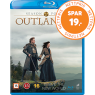 Produktbilde for Outlander - Sesong 4 (BLU-RAY)