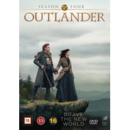 Produktbilde for Outlander - Sesong 4 (DVD)