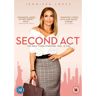 Produktbilde for Second Act (UK-import) (DVD)