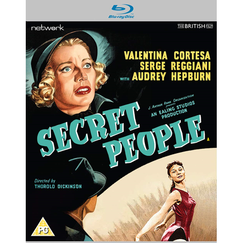 Secret People (UK-import) (BLU-RAY)