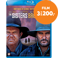 Produktbilde for The Sisters Brothers (BLU-RAY)