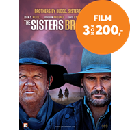 Produktbilde for The Sisters Brothers (DVD)