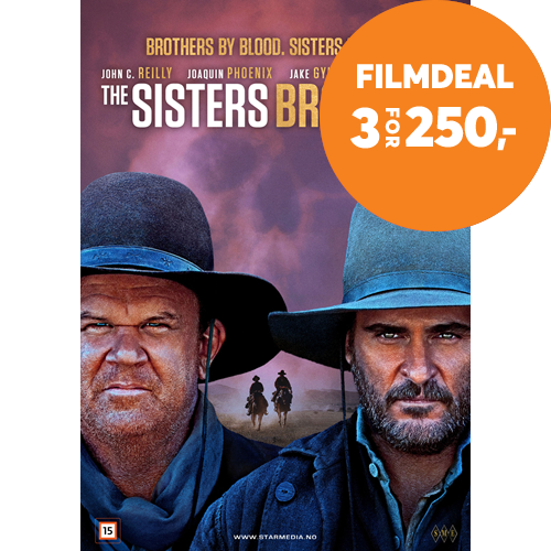 The Sisters Brothers (DVD)
