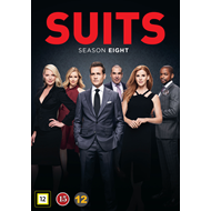 Suits - Sesong 8 (DVD)