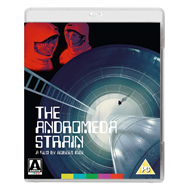 Produktbilde for The Andromeda Strain (UK-import) (BLU-RAY)