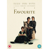 Produktbilde for The Favourite (UK-import) (DVD)